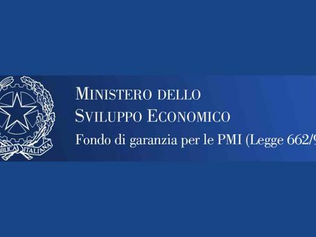 Covid-19, Fondo di garanzia e aiuti alle P.M.I. : ecco il modulo per i prestiti fino a 25 mila euro.