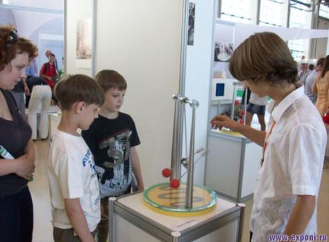 """Наши экспонаты на """"НТТМ-2010"""""""