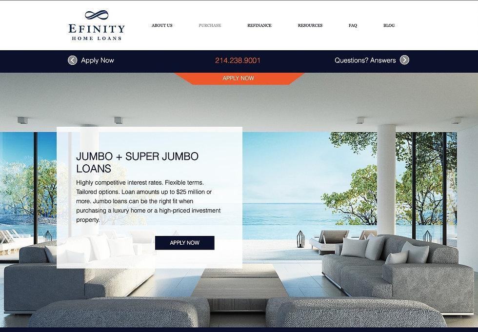 Efinity Home Loans