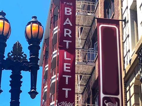 BARTLETT HOTEL