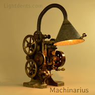 $600. Film Projector Lamp. 19_x15_x7_