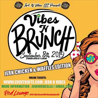 DJ FIF   JERK N VIBES PRSENTS: VIBES N BRUNCH   JERK CHICKEN & WAFFLES EDITION PROMO MIX