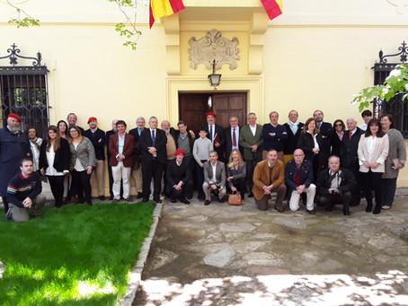 Inauguración del Museo Carlista de Madrid