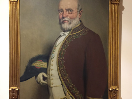 Un singular retrato de Aparisi Guijarro, el gran pensador tradicionalista