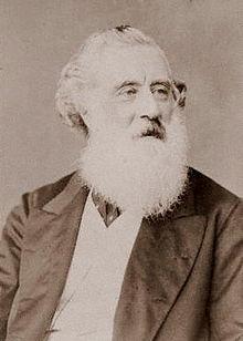 John Frederick Lewis en la década de 1860 del s XIX