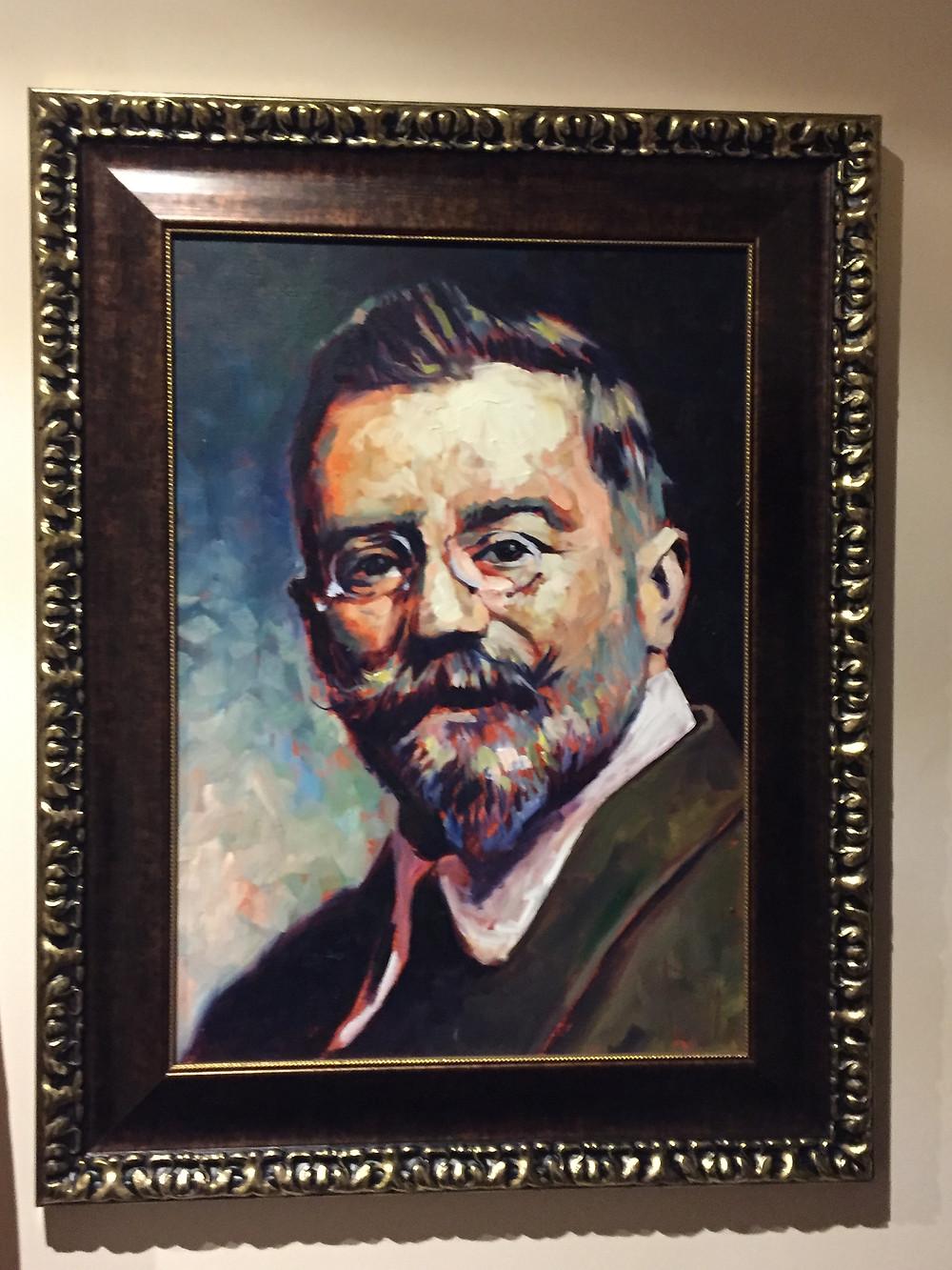 Juan Vazquez de Mella. Museo Carlista de Madrid