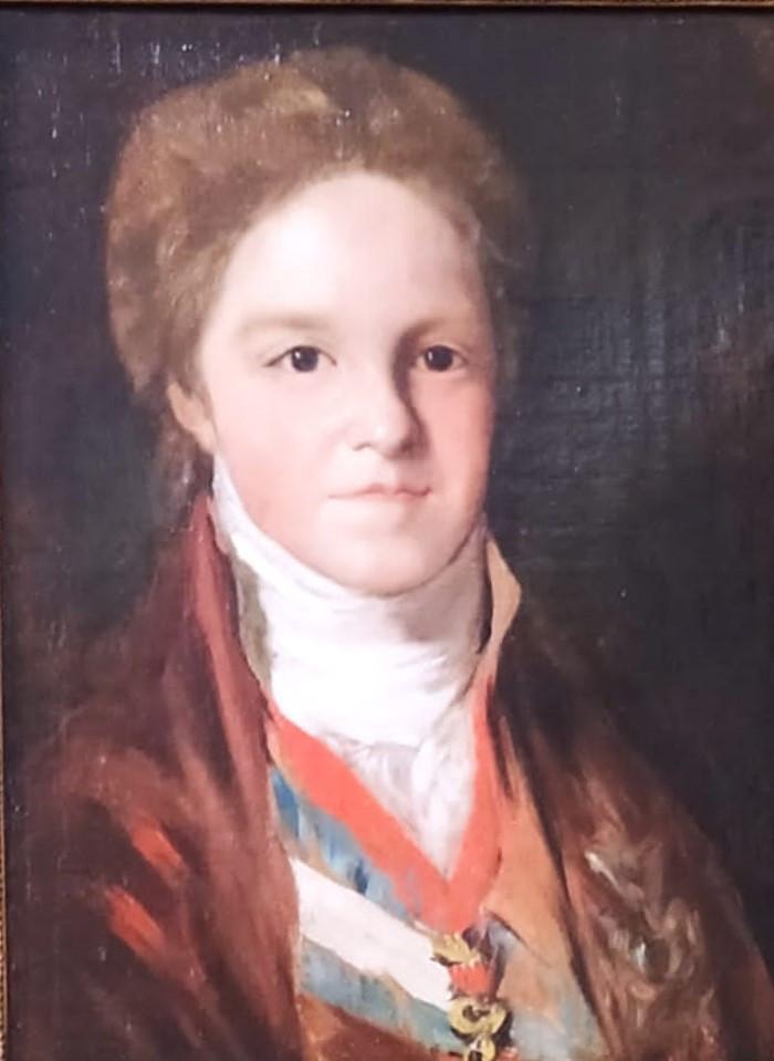 Infante Carlos María Isidro de Borbón