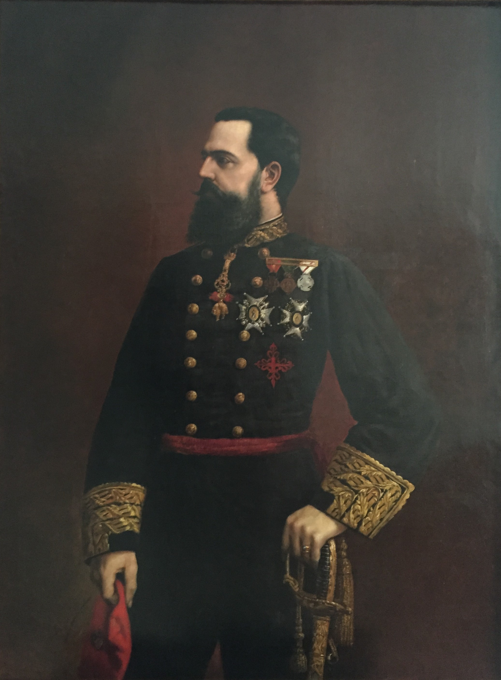 Don Carlos por M Ojeda