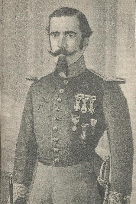 Juan de Dios Polo en la Primera Guerra carlista