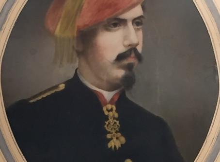 Retratos de Carlos VII en el Museo Carlista de Madrid