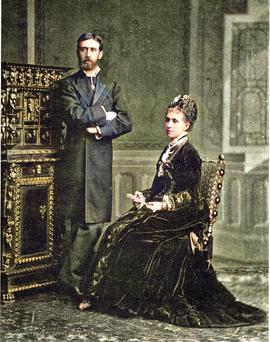 Alfonso_Carlos_de_Borbón_y_María_de_las_