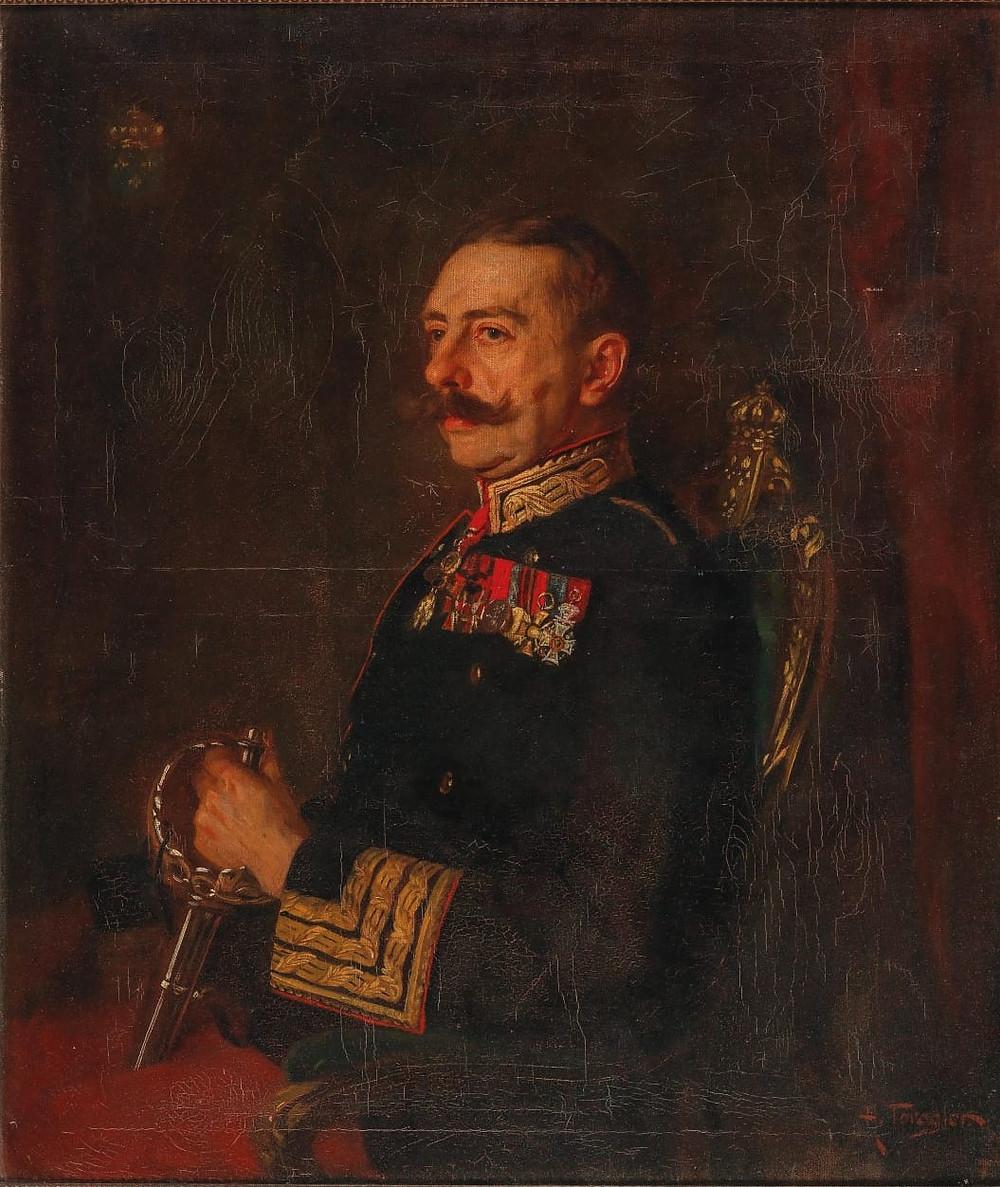 Jaime de Borbón, por H. Toggler