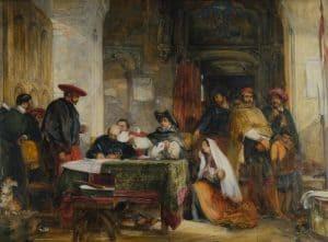 John Frederick Lewis: sus cuadros sobre la Primera Guerra Carlista