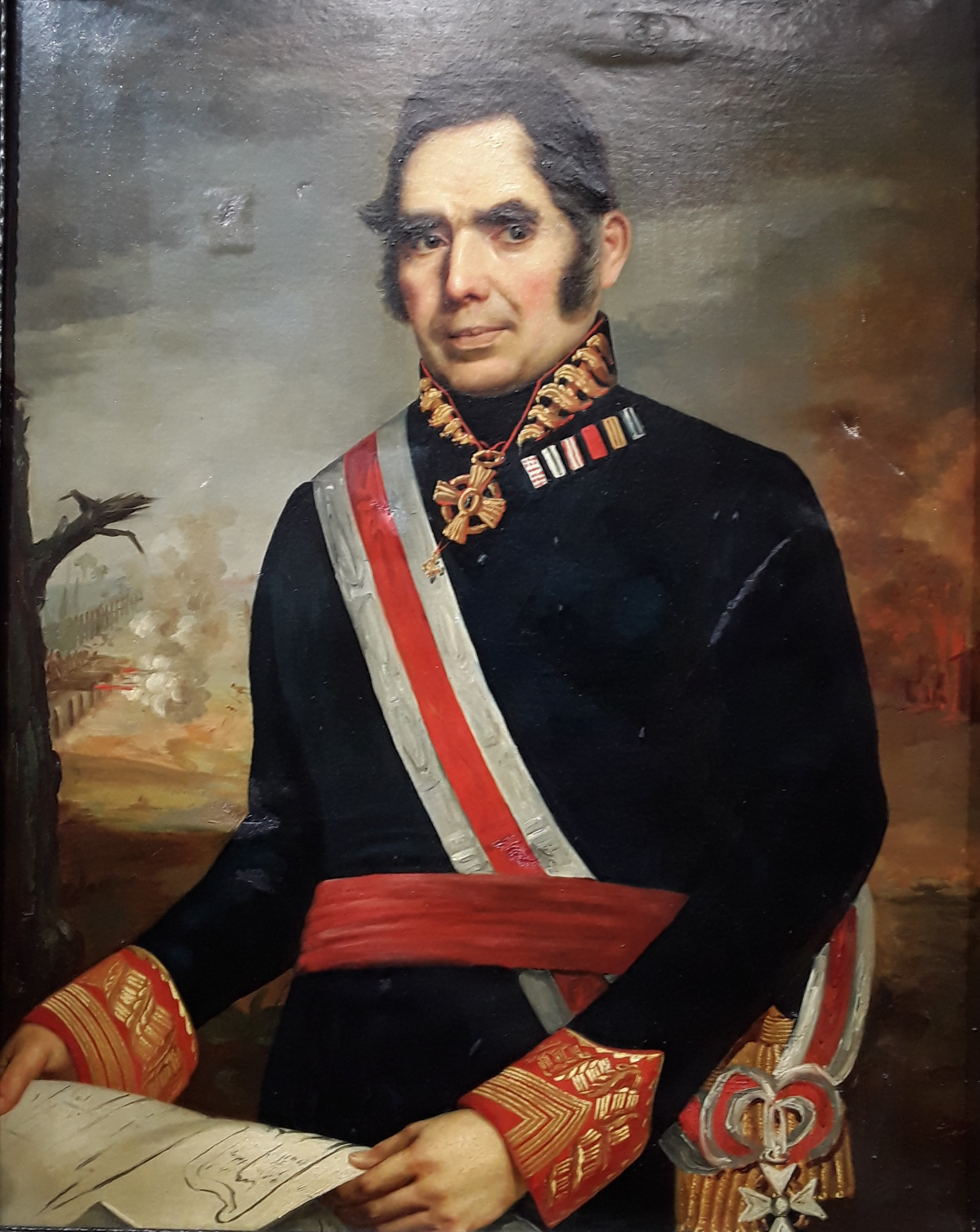 Mariscal Vivanco Barbaza-Acuña
