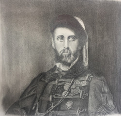Alfonso Carlos de Borbón, por Carmen Gorbe