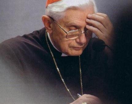 La profecía del cardenal Ratzinger