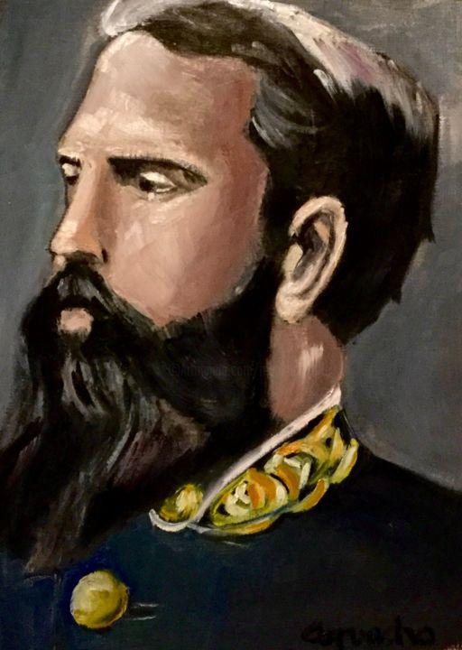 Carlos VII, por Mónica Caruncho