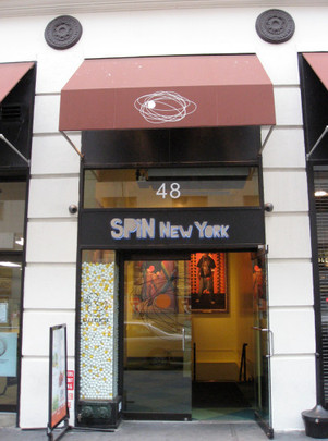 SPIN GLOBAL (PING PONG CLUB)