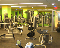 Merril Lynch Corporate Gym