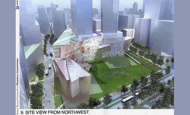 The World Trace Center Memorial Competition