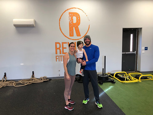 Revival Fitness Competition - Couple