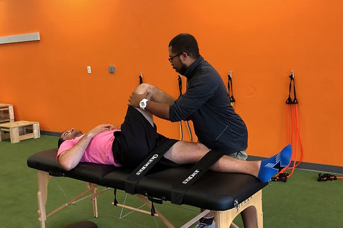 Fascial Stretching Session