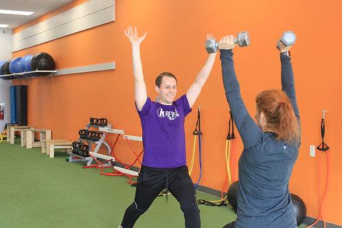 Gym Membership + Workouts