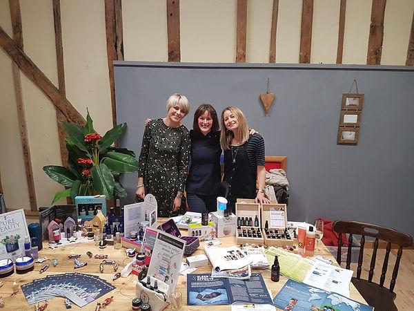 Events at Amanda Smith Beauty salon