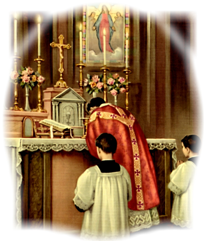 EXPLANATION OF THE MASS