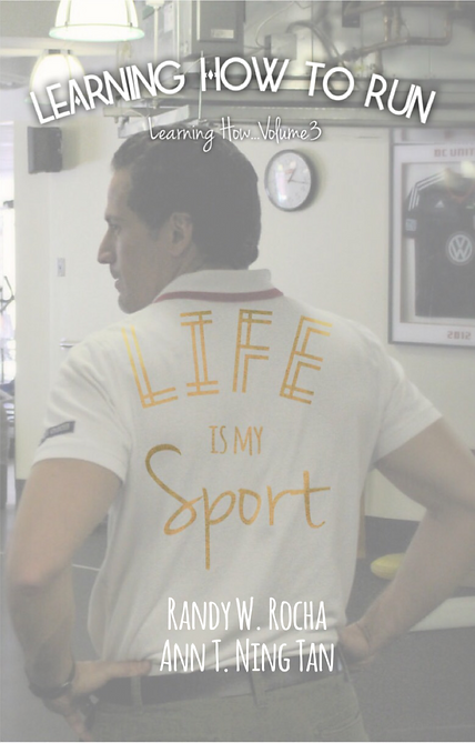 Randy Rocha - Life is my Sport - Athletic Trainer