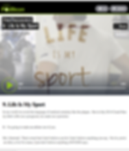 Randy Rocha - Athletic Trainer - Life is My Sport