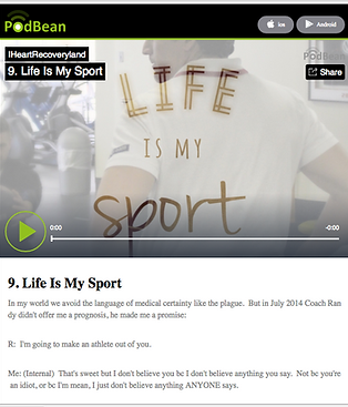 Randy Rocha - Athletic Trainer - Life is My Sport