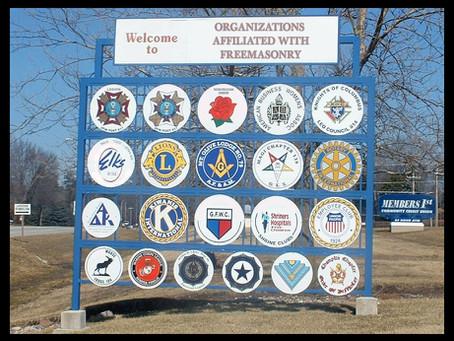 Education & Reality: Kiwanis, Lions and the Freemason Affiliation. Swearing Oaths