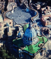 Reality and Education: St.Peter's Basilica, Your Turning of Things Upside Down