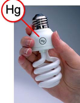 Frequencies of Yah: Mercury Light Bulbs and what the EPA says about Containing broken ones