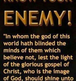 The True Word of Yah & Education: Who Rules Over This World As It is Now?