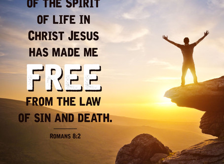 True Word of Yah: The Law of The Spirit of Life vs. The Law of Sin and Death