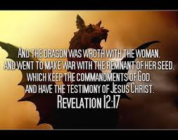 True Word of Yah: Revelation 12 is Under Way!!