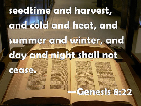 Education & True Word of Yah: Climate Change Is Yah's Word Causing Desolation/Prosperity