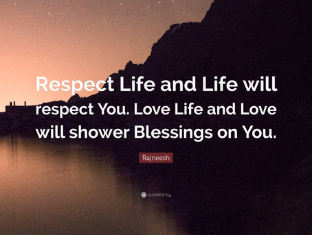 Education: What is Respect? What Does Abba Yah say about Respect and Honor?