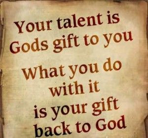 True Word of Yah: The Parable of The Talents & What IT Teaches Us