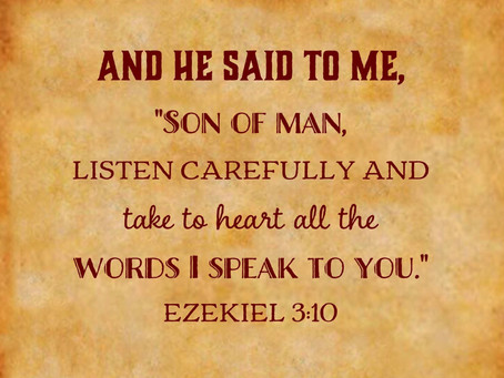 Attitudes of Yah: What Does Forehead,Heart, Hear and Ear Mean? Ezekiel 3:7-10 Break Down