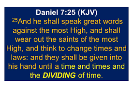 Education & Reality: Daniel 7:25 Changing of Time- Who Invented Time Zones?