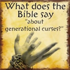True Word of Yah: Breaking Generational Curses- Exodus 20:4-6
