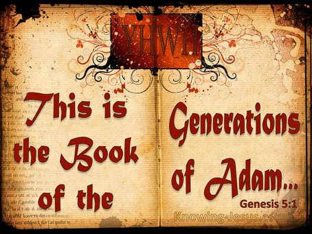 True Word of Yah: Simple Table of Nations- Genesis, Jubilees, Chronicles