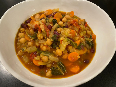 Hearty Vegan Vegetable Soup