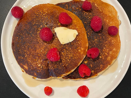 Incredible PBP's… Plant Based Pancakes!