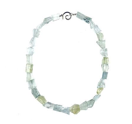 Mixed Beryl Necklace