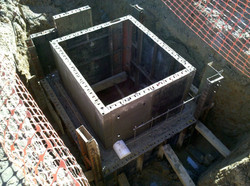 Reinforced Grated Pit