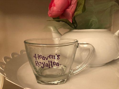 Heaven's RoyalTEA Signature TeaCup